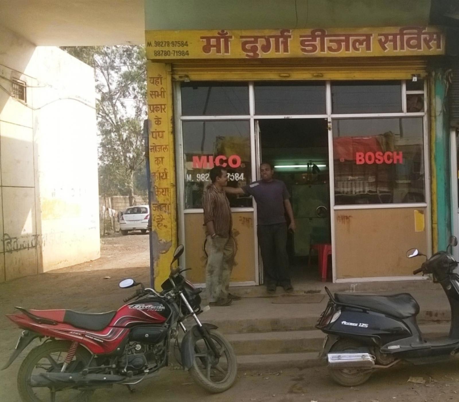 Maa Durga Diesel Service