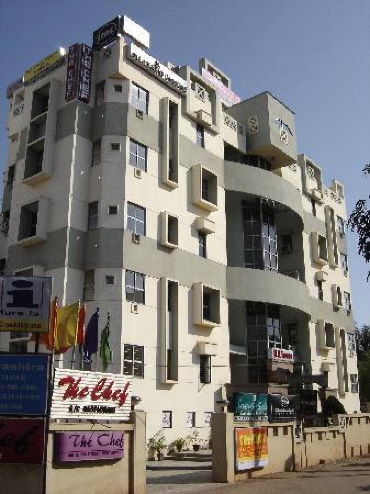 Hotel Saraswati Retreat