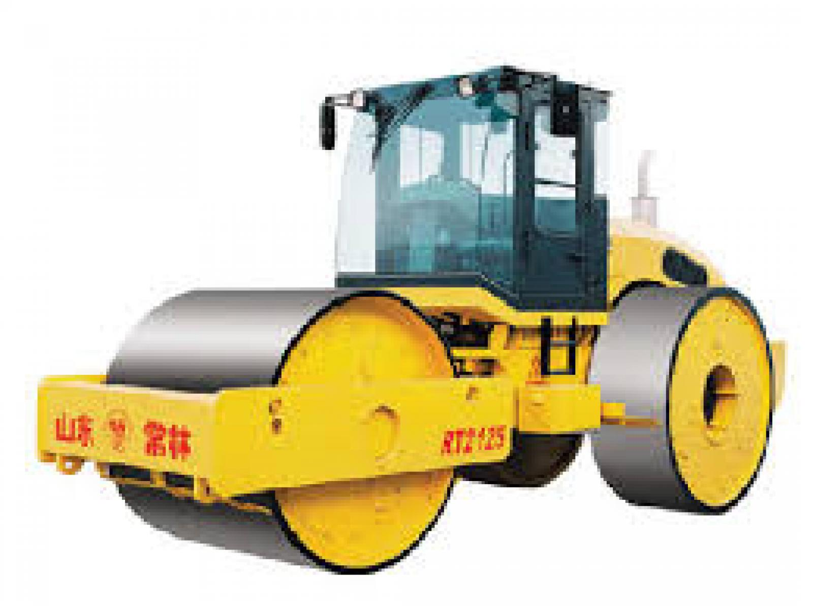 Road Roller Driver