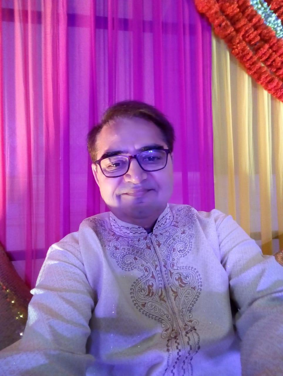 Pandit Raghvendra Vashishth