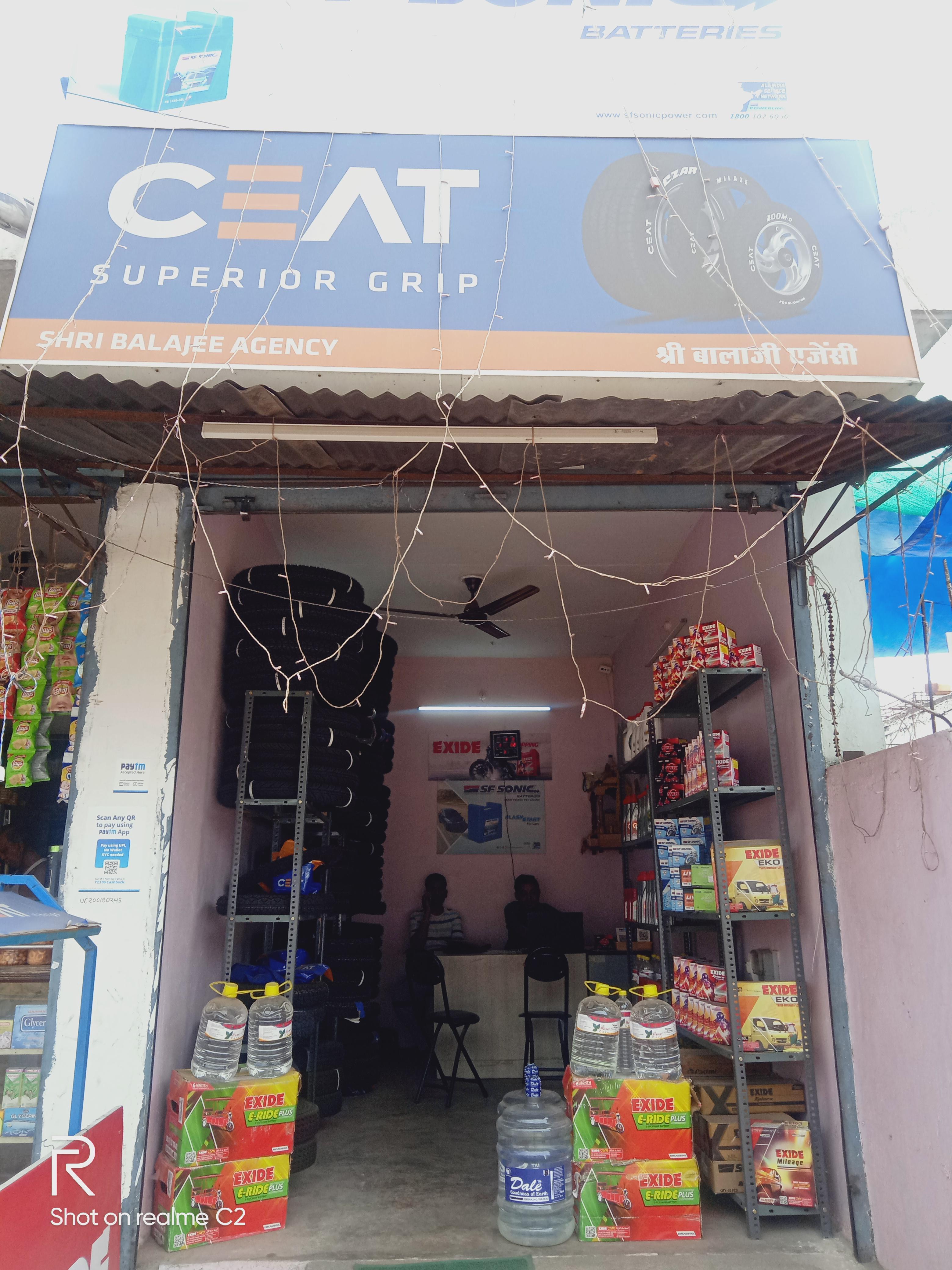 Shri Balaji Agency