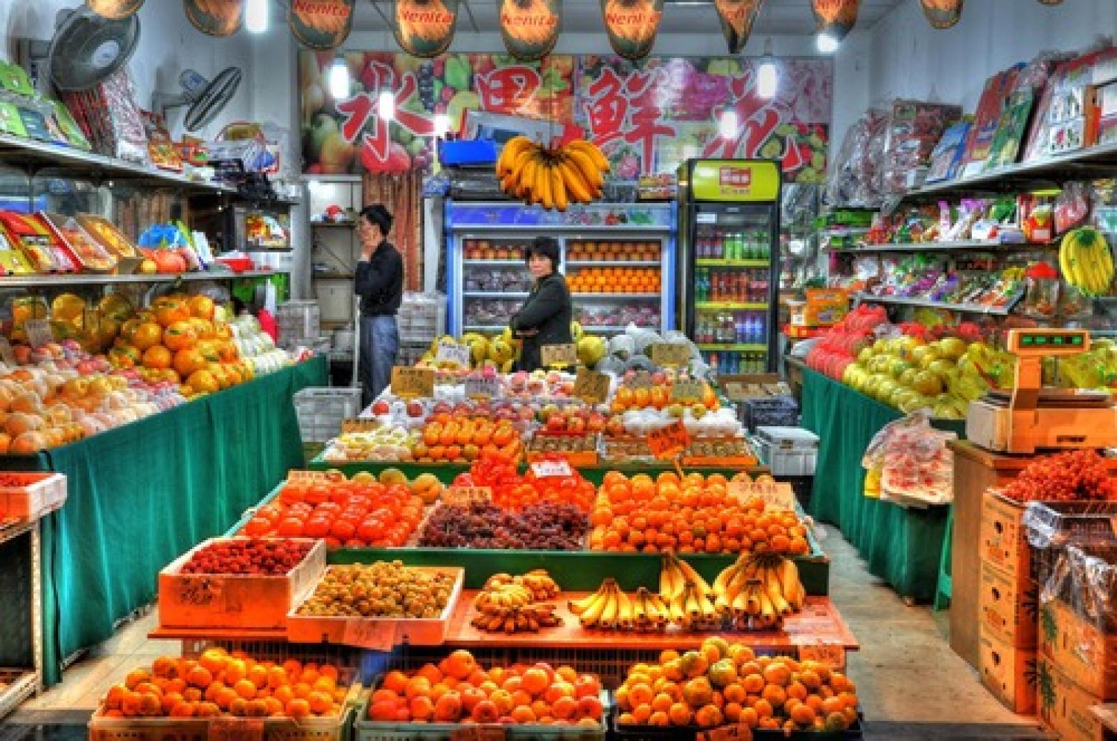 Sahuji Sabji And Fruiet Shop