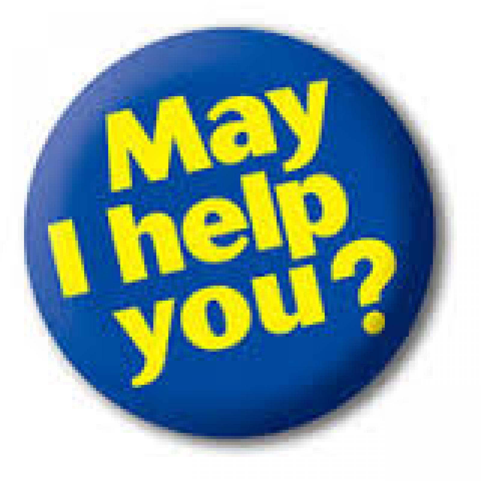 My I Help You