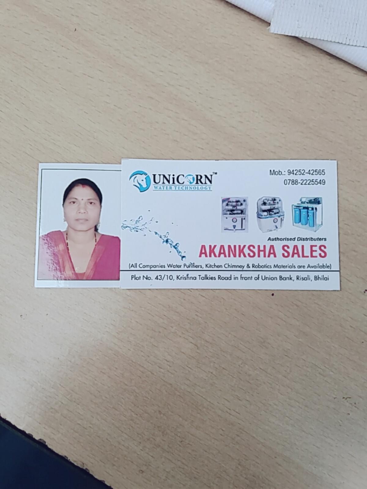 Akanksha Sales